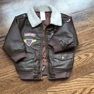 Other - Baby boy fighter pilots jacket